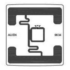 """RFID-метка Alien """"2х2"""" ALN-9634"""