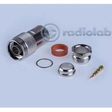Разъем Radiolab N-112/8D SGT