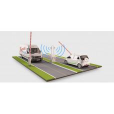 Система проезда автомобилей (интеграция со СКУД)