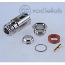 Разъем Radiolab N-212/8D NGD
