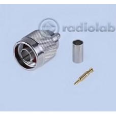 Разъем Radiolab N-111/5D