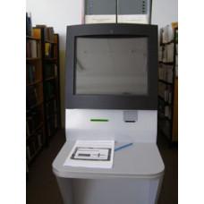 Станция книговыдачи KeyTex